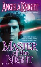 Master of the Night eBook par Angela Knight