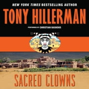Sacred Clowns audiobook by Tony Hillerman