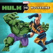 Hulk vs. Wolverine ebook by Disney Book Group