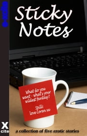 Sticky Notes - A collection of five erotic stories ebook by Dineen Riordan,Sommer Marsden,Sally Quilford,Lori Selke,Primula Bond