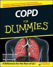 COPD For Dummies ebook by Meg Schneider,Kevin Felner