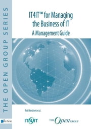 IT4IT™ for managing the business of IT - a management guide ebook by Rob Akershoek