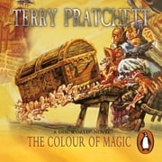 The Colour Of Magic - The first book in Terry Pratchett's bestselling Discworld series audiobook by Terry Pratchett