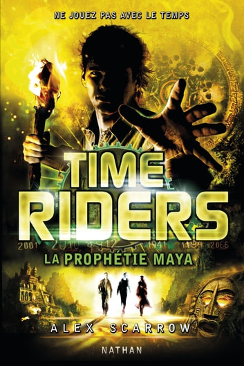 Time Riders Ebook