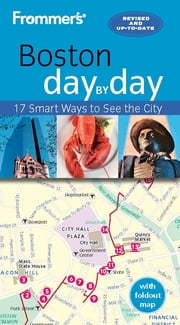 Frommer's Boston day by day ebook by Marie Morris