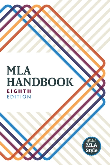 MLA Handbook e-bog by The Modern Language Association of America