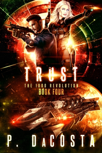 Trust ebook by Pippa DaCosta