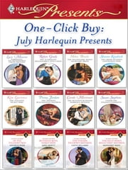 One-Click Buy: July Harlequin Presents ebook by Lucy Monroe, Robyn Grady, Helen Brooks,...