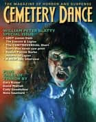 Cemetery Dance: Issue 62 ebook by Richard Chizmar, William Peter Blatty, David Morrell