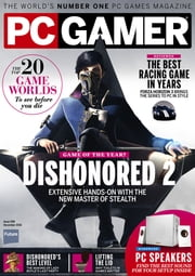 PC Gamer (UK Edition) - Issue# 298 - Future Publishing Limited magazine