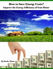 How to Save Energy Costs? - Improve the Energy Efficiency of Your Home ebook by Deedee Moore