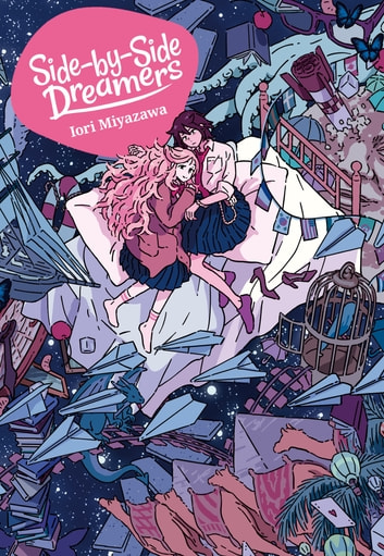 Side-By-Side Dreamers ebook by Iori Miyazawa
