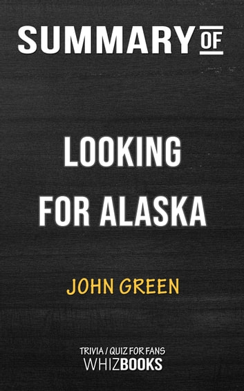 Looking For Alaska Epub Ebook