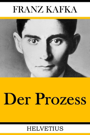 Der Prozess eBook by Franz Kafka