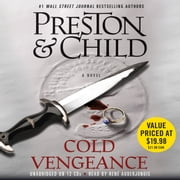 Cold Vengeance audiolibro by Douglas Preston, Lincoln Child