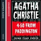 4.50 from Paddington audiobook by Agatha Christie, Emilia Fox