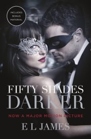 Fifty Shades Darker - Official Movie tie-in edition, includes bonus material ebook by E L James