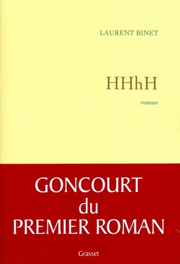 HHhH ebook by Laurent Binet