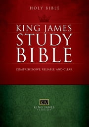The Holy Bible, King James Study Bible (KJV) - Second Edition ebook by Thomas Nelson