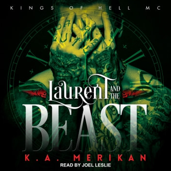 Laurent and the Beast audiobook by K.A. Merikan