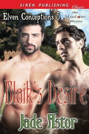 Blaik's Desire ebook by Jade Astor