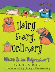 Hairy, Scary, Ordinary - What Is an Adjective? ebook by Brian P. Cleary,Jenya  Prosmitsky