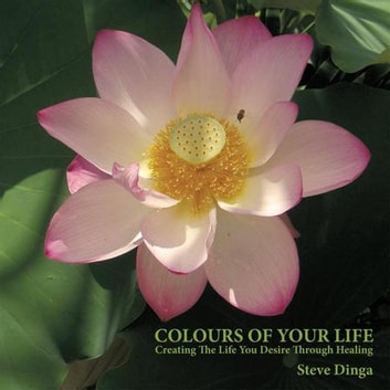 Colours of Your Life - Creating the Life You Desire Through Healing ebook by Steve Dinga
