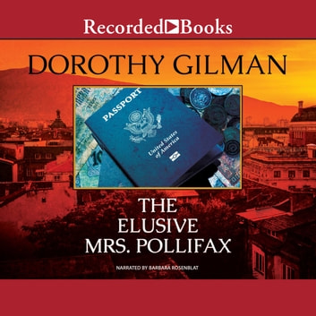 The Elusive Mrs. Pollifax audiobook by Dorothy Gilman