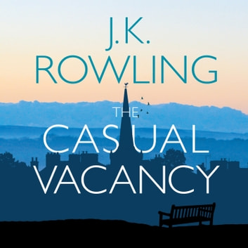 The Casual Vacancy audiobook by J.K. Rowling