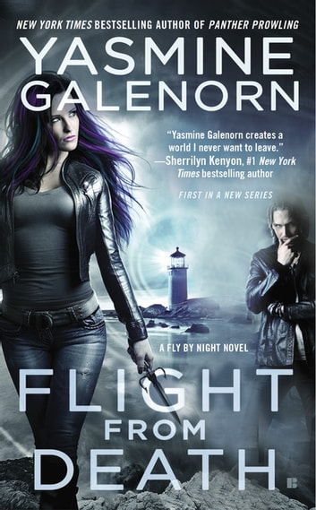 Flight from Death ebook by Yasmine Galenorn