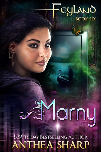 Marny ebook by Anthea Sharp