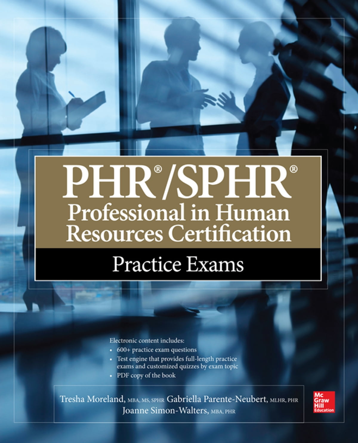 Phrsphr professional in human resources certification practice phrsphr professional in human resources certification practice exams ebook by tresha moreland 9780071840903 rakuten kobo 1betcityfo Images