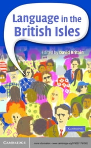 Language in the British Isles ebook by David Britain