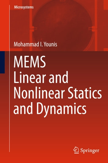 Mems linear and nonlinear statics and dynamics ebook by mohammad i mems linear and nonlinear statics and dynamics ebook by mohammad i younis fandeluxe Images
