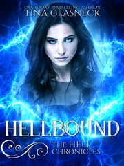 Hellbound ebook by Tina Glasneck, Ravenborn Covers