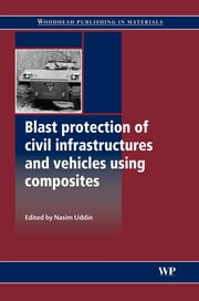 Blast Protection of Civil Infrastructures and Vehicles Using Composites ebook by Nasim Uddin