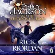 Percy Jackson and the Titan's Curse (Book 3) audiobook by Rick Riordan