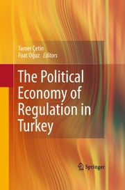 The Political Economy of Regulation in Turkey ebook by Tamer Çetin,Fuat Oğuz