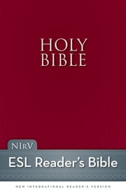 NIrV, The Holy Bible for ESL Readers, eBook ebook by Zonderkidz