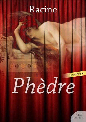 Phèdre ebook by Jean Racine