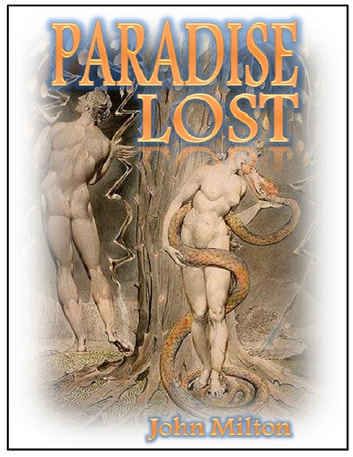 exploring a passage in john miltons paradise lost John milton's epic of theology (a problem of knowing paradise in paradise lost 183) milton's paradise lost appeared in print essentially in the form the.