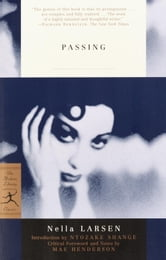 Passing ebook by Nella Larsen