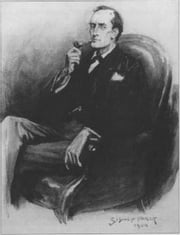 The Complete Illustrated Novels and Thirty-Seven Short Stories of Sherlock Holmes: A Study in Scarlet, The Sign of the Four, The Hound of the Baskervilles, The Valley of Fear, The Adventures, Memoirs & Return of Sherlock Holmes (Engage Detective Fict ebook by Sir Arthur Conan Doyle, Sidney Paget, George Hutchinson