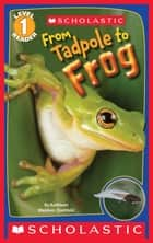 Scholastic Reader Level 1: From Tadpole to Frog ebook by Kathleen Weidner Zoehfeld