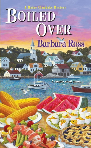 Boiled Over ebook by Barbara Ross