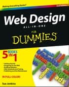 Web Design All-in-One For Dummies ebook by Sue Jenkins