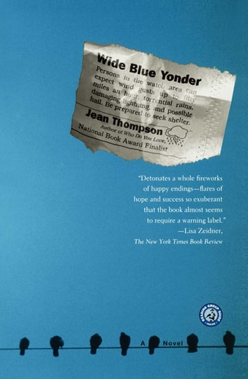 Wide Blue Yonder - A Novel ebook by Jean Thompson