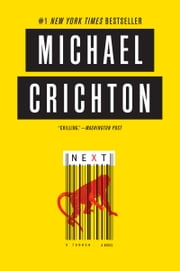Next ebook by Michael Crichton