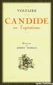 Candide (Illustrated + Audiobook Download Link + Active TOC) ebook by Voltaire