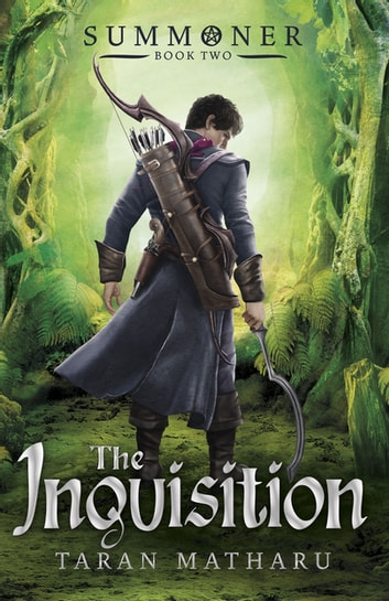 Summoner: The Inquisition - Book 2 ebook by Taran Matharu
